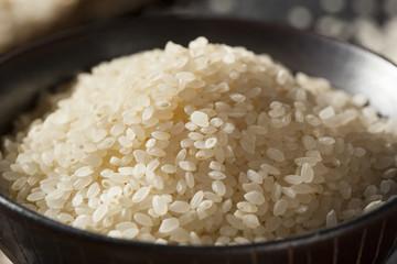 Raw White Sushi Rice
