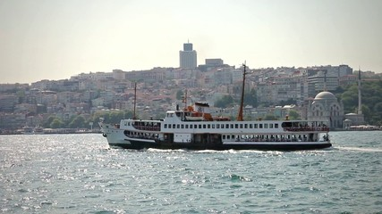 Boat Tour in Bosphorus