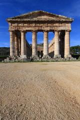 segesta tempio sicilia