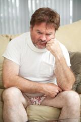 Injury Causes Depression