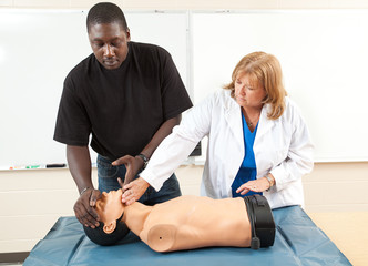 Adult Ed - CPR One on One