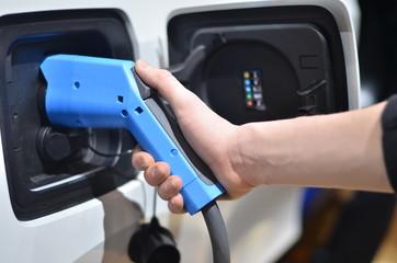 charging  vehicle