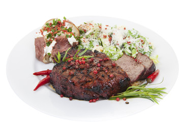 Tenderloin Steak Dinner
