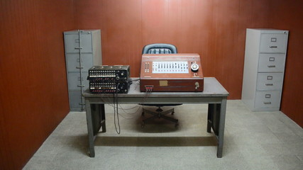 Zoom Out - Underground Command Center - Independence Palace - Ho Chi Minh City
