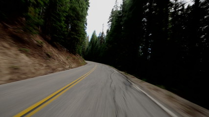 Scenic Driving - Time Lapse - Clip 6