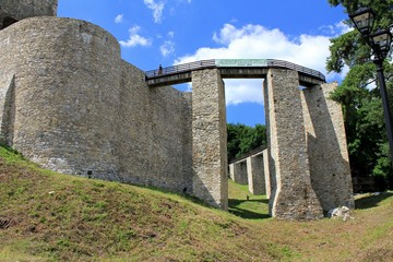 Fortress of Suceava, Romania