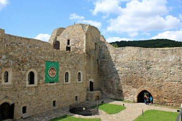 Fortress of Suceava, Romania