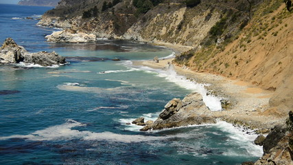 Big Sur California Coastline - Pacific Ocean