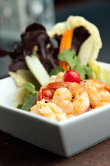 Thai Salad with Seafood
