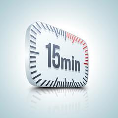 15 min. Timer