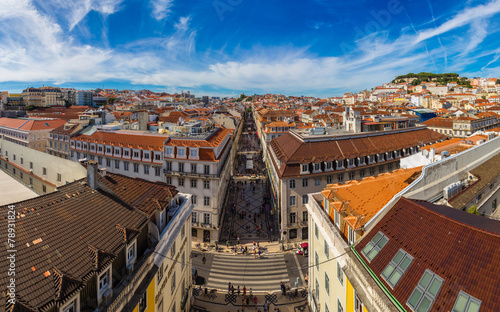 Lisbon Skyline © Sergii Figurnyi