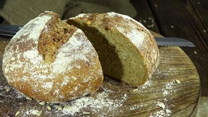 Rotating Bread (seamless loopable)