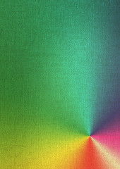 regenbogen farben leinwand