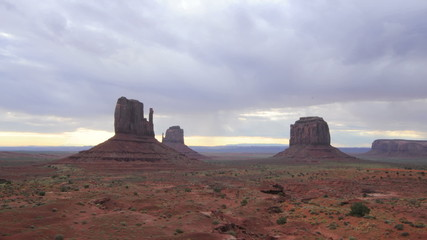 Monument Valley Time Lapse - Pretty - Clip 6
