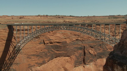 Time Lapse of Bridge Span