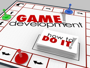 Game Development Board Game How to Learn Software App Programmin