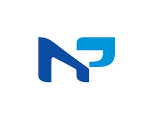 NP lettermark