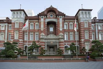 東京駅丸の内駅舎中央