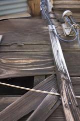 木造建築細部