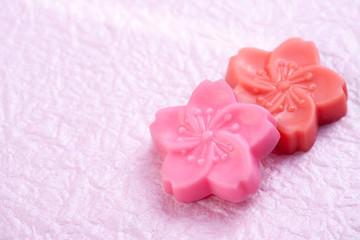 桜チョコレート