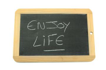 slate enjoy life