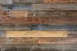 Leinwanddruck Bild - Old vintage wood textured