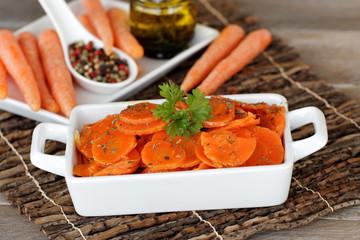 Karottensalat