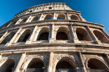 Roma Colosseo Restaurato