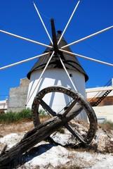 Spanish windmill, Carboneras © Arena Photo UK