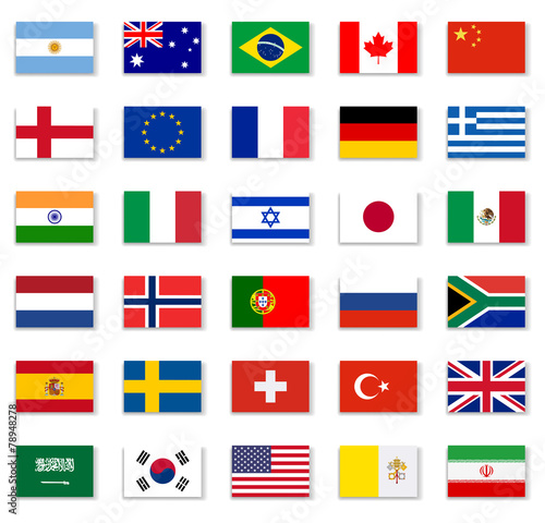 Popular Flag Collection - 78948278