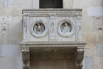 balcone duomo di modena