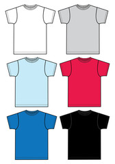 basic t-shirts for men or boys