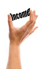 Smaller income