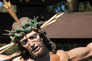Ostern, Kreuzigung Jesus