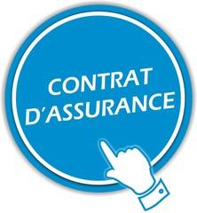 bouton contrat d'assurance