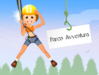 Park adventure