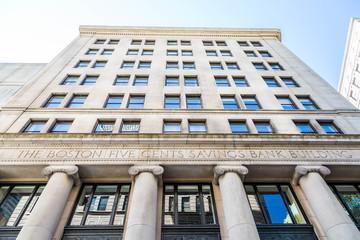 Boston Five Cents Savings Building