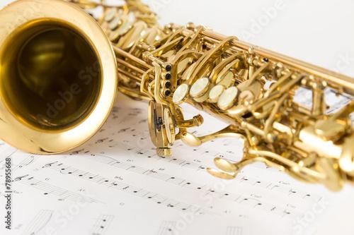 mata magnetyczna Saksofon