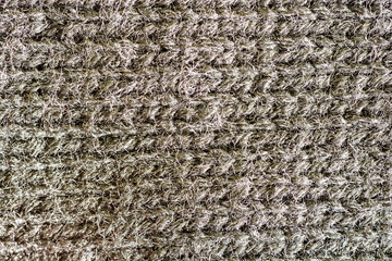 Natural Wool Stockinet to use as background