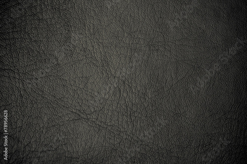 dark grunge scratched leather to use as background - 78956628