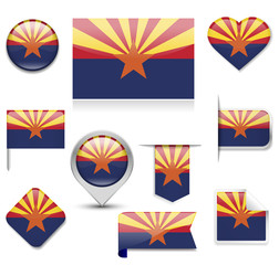 Arizona Flag Collection