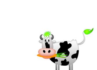 Vegane Kuh / Vegan / Cow