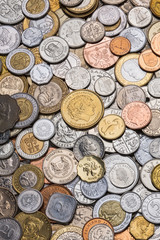Collection of Worldwide Coins