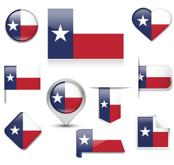 Texas Flag Collection
