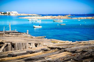 Mediterranean Waterscape