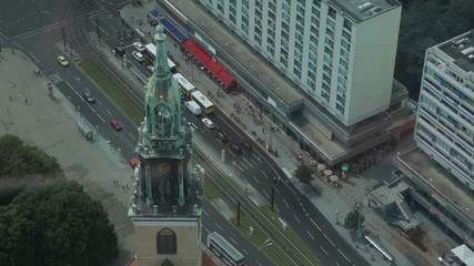 Berlin from TV tower