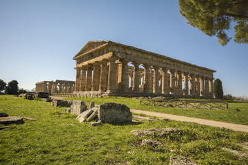 Spianata dei Templi Paestum