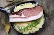 Sauerkraut Speck
