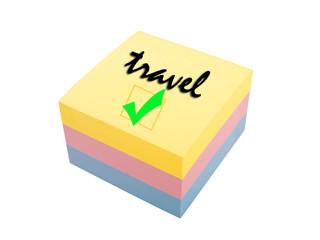 Travel reminder