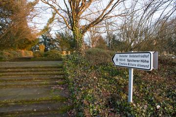 cimetière guerre allemand